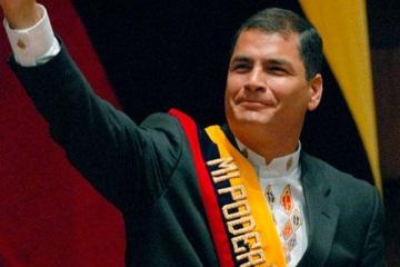 Hitlert éltette az ecuadori elnök
