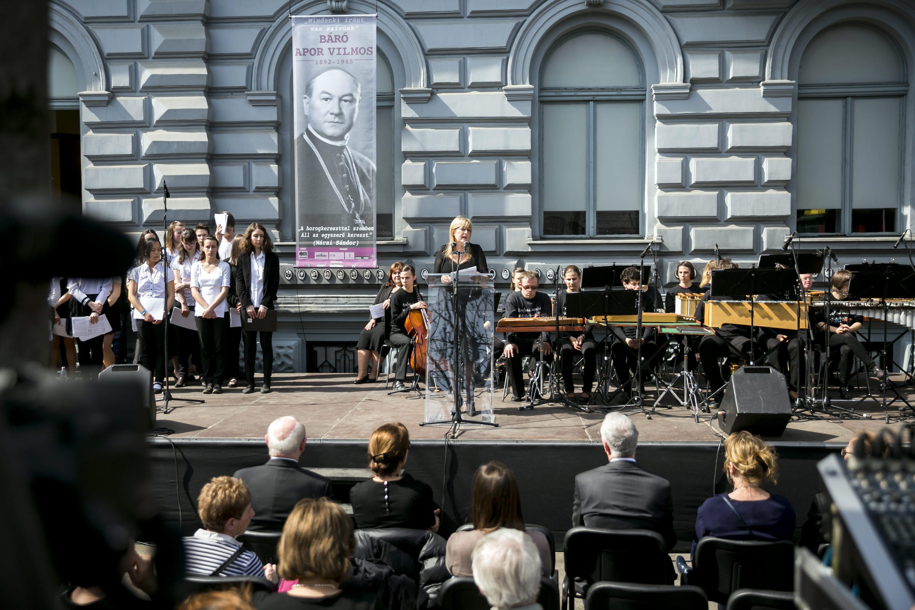 Holokauszt-emléknap – Balog Zoltán: gyűlöletből nem lehet országot építeni