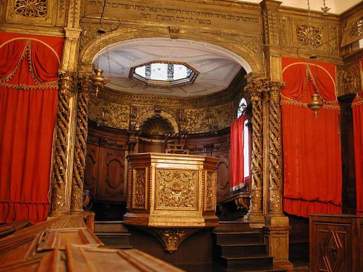 """A reneszánsz Scuola Canton (""""francia zsinagóga"""") Velencében"""