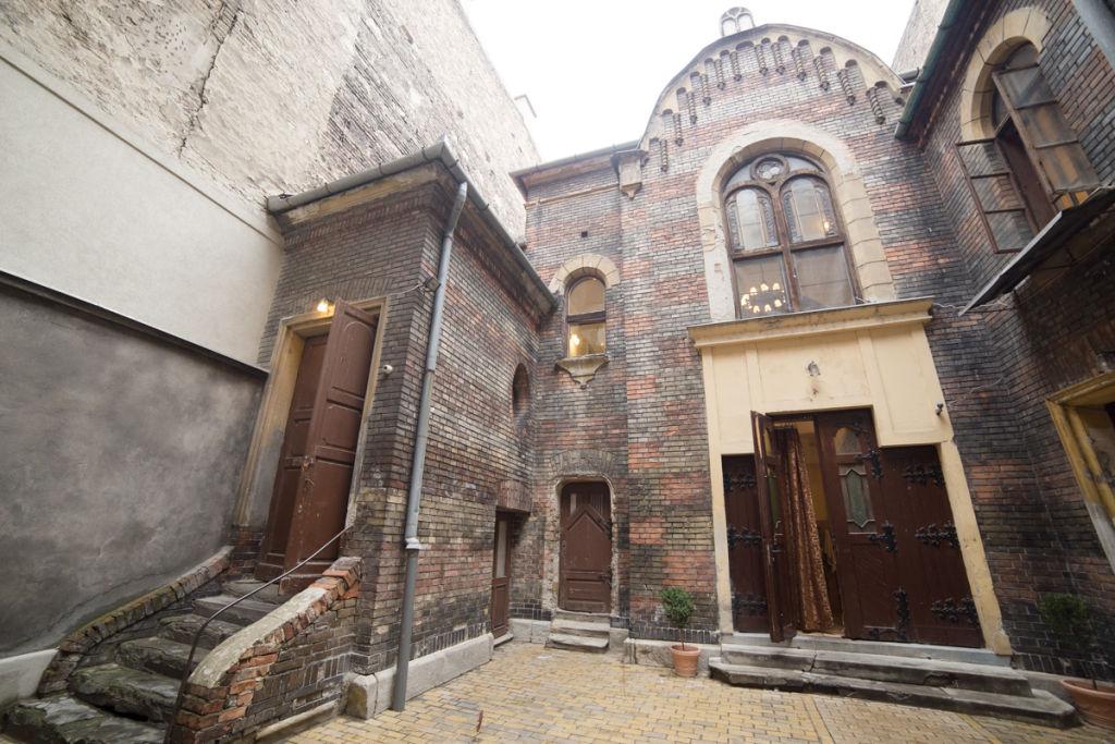 Vasvári Pál utcai zsinagóga