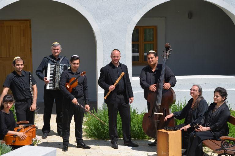 Miskolc Klezmer Band premier koncert