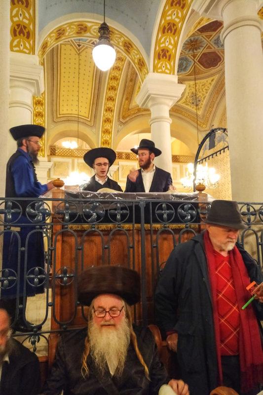 Megtalált jegygyűrű – Újjáéledő zsidó élet Mádon