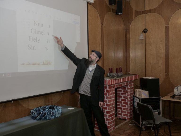 Hanukai programmal indult a miskolci interaktív történelemóra