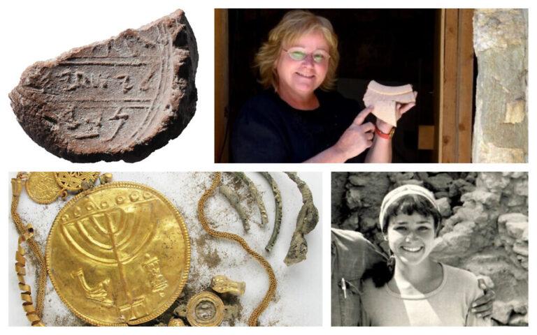 Elhunyt Ejlát Mázár, Izrael legendás régésze