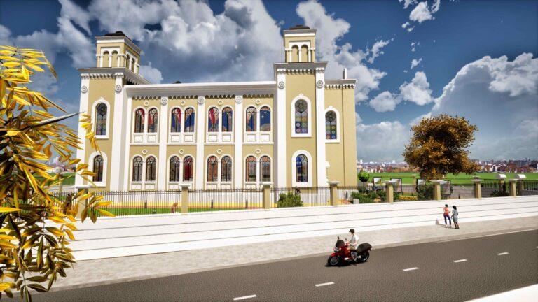 Megmenekülhet Bulgária egyik jelentős zsinagógája