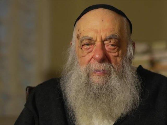 Elhunyt Yoel Kahn rabbi, a Rebbe legközelebbi tanítványa