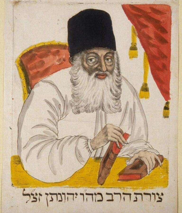 Jonatán Eibeschütz rabbi jórcájtja