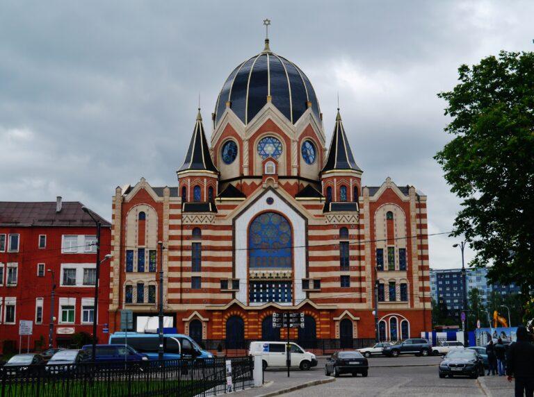 Múzeummá alakítják Königsberg egykori zsinagógáját