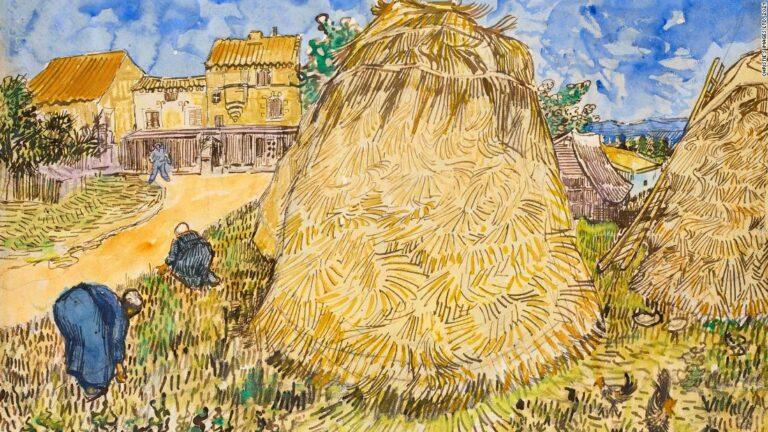 Elárverezik a nácik által elrabolt Van Gogh festményt