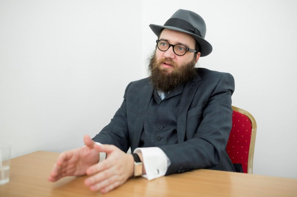 Bodnár Dániel  TEV elnöke 2