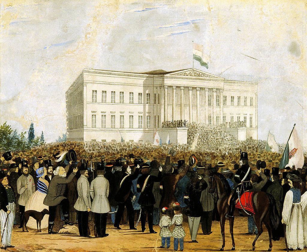 1848 és a zsidóság – interjú Gerő András történésszel – Zsido.com