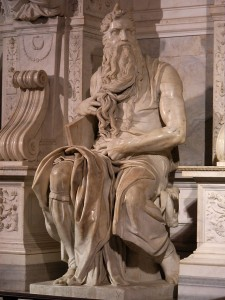 Michelangelo_Mose
