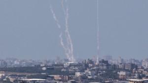 Gázából rakétákkal lőtték Izraelt