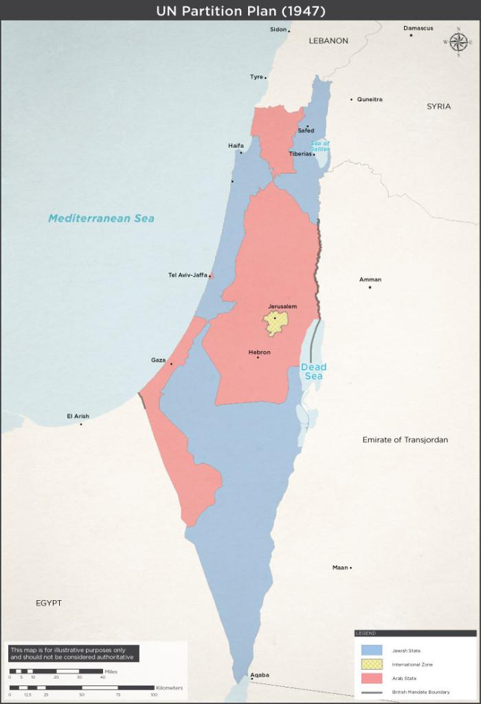 UN-Partition-Plan