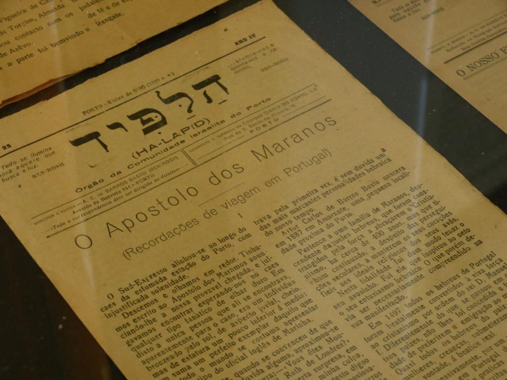 Barros Basto újságja, a HaLapid