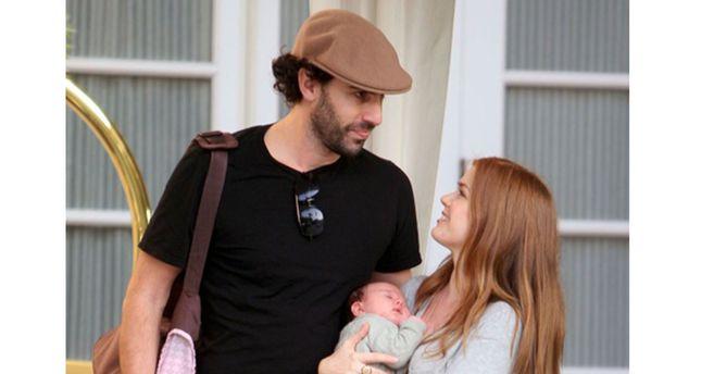 Sacha Baron Cohen és felesége, Isla Fischer