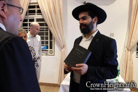 Yisroel Ozen rabbi