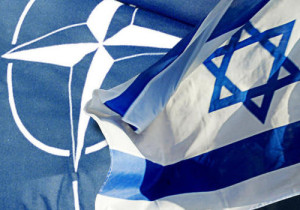 NATO_Israel_flags