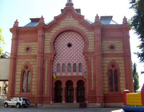Ungvári zsinagóga