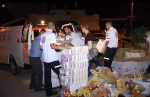 מתנדבי-מדא-אורזים-חבילות-מזון-במבצע-קמחא-דרמדאן-בבאקה-אל-גרביה-צילום-דוברות-מדא-5.6.16-1-310x200