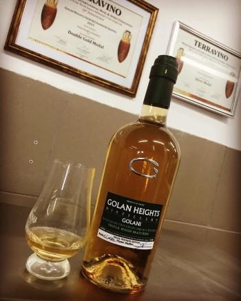 A legelső izraeli whisky