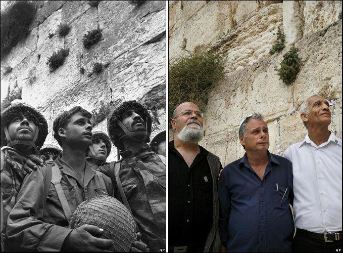 A három katona akkor és néhány évvel ezelőtt