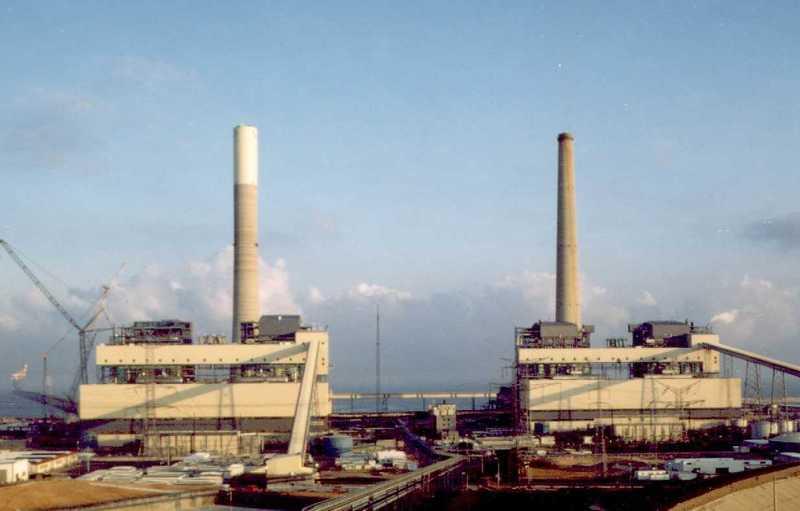 A Rutenberg erőmű