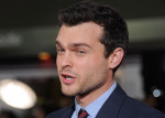 """WESTWOOD, CA - FEBRUARY 01:  Actor Alden Ehrenreich arrives at the premiere of Universal Pictures' """"Hail, Caesar!"""" at Regency Village Theatre on February 1, 2016 in Westwood, California.  (Photo by Gregg DeGuire/WireImage)"""