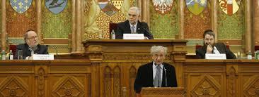 A Parlamentben