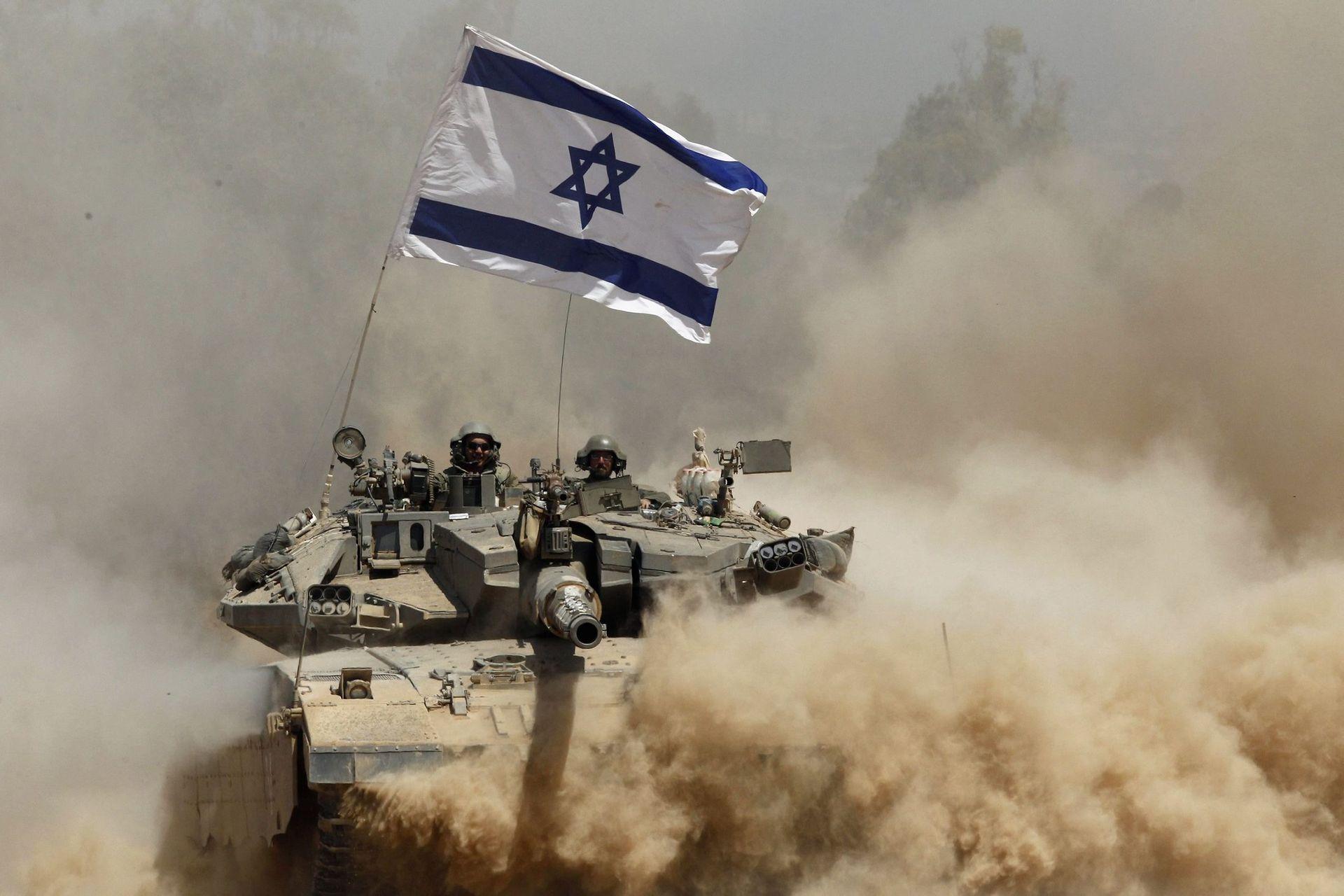 Nagyszabású hadgyakorlat vette kezdetét Észak-Izraelben