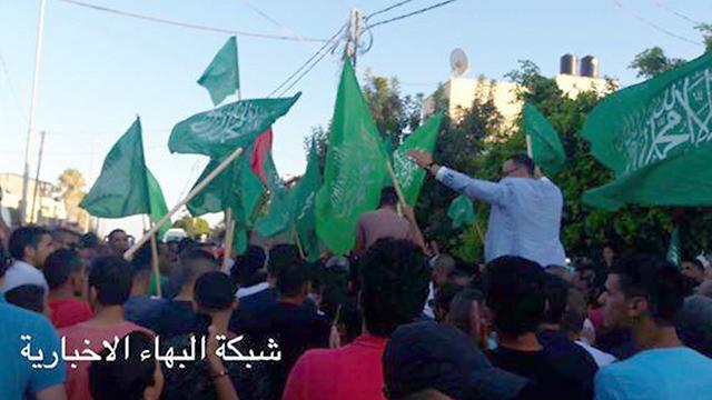 Dzsábel Mukáber lakói üdvözlik a terrorista szabadon engedését