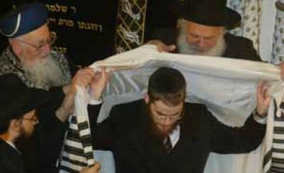 Az első ortodox rabbiavatás a II. világháború után 2003 januárjában