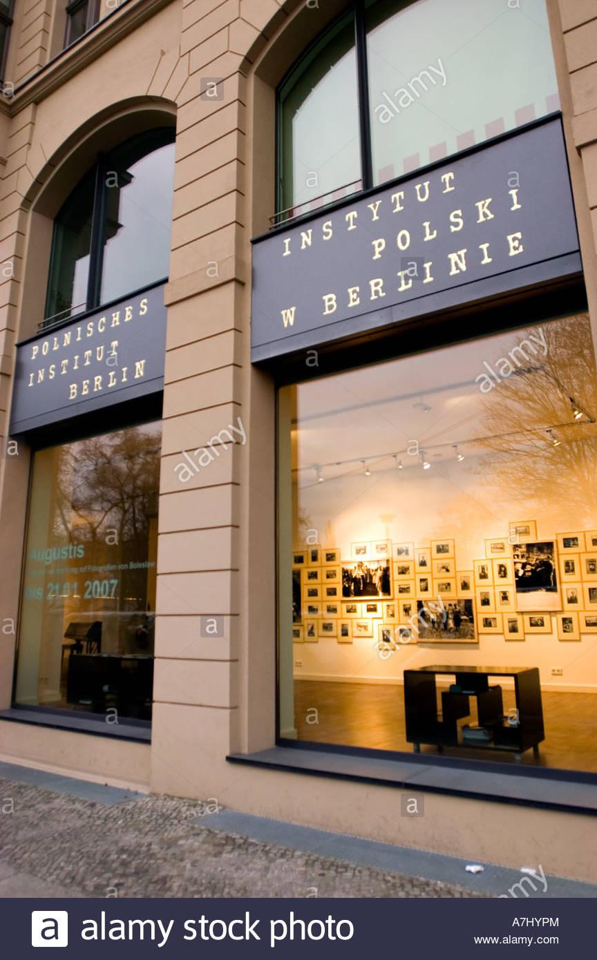 A berlini Lengyel Intézet