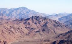 Hol van a Szináj-hegy?