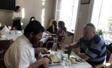 A Chábád megnyitotta Dánia első kóser éttermét