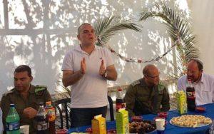 Közös sátor alatt ünnepeltek zsidók és arabok Efrátban