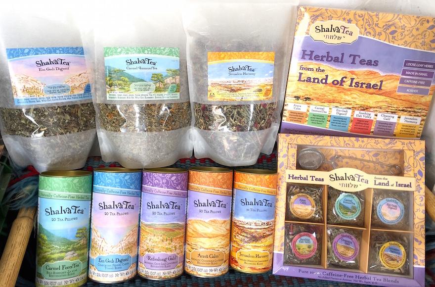 Nyugalom – ez a neve az őshonos gyógynövényekből készült izraeli teának