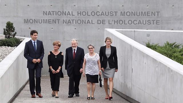 Csak a zsidókat felejtették le Kanada első holokauszt emlékművéről