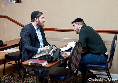 Talmudtanulás informatikai segítséggel
