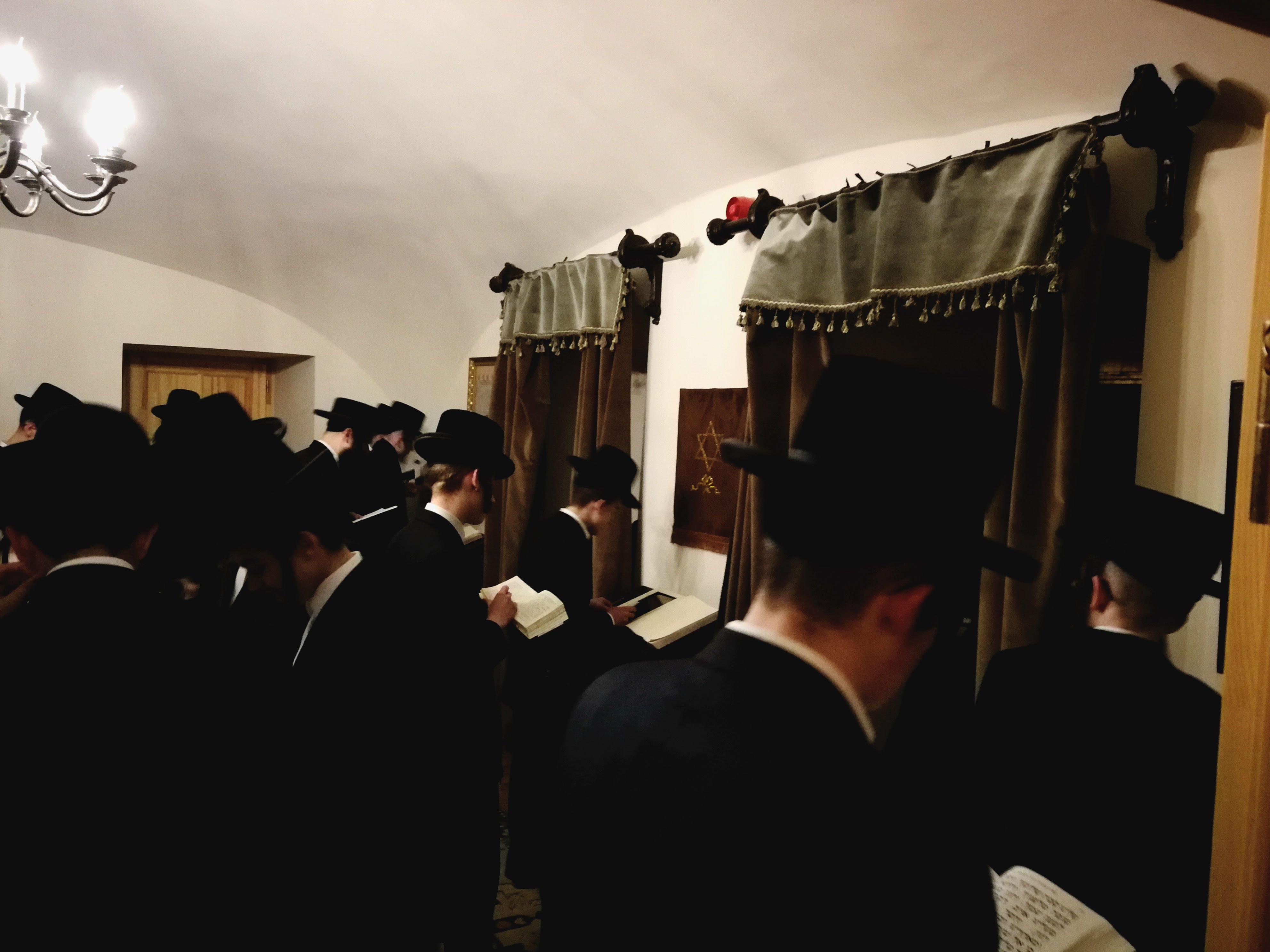 Újra jesiva a Mádi rabbiházban