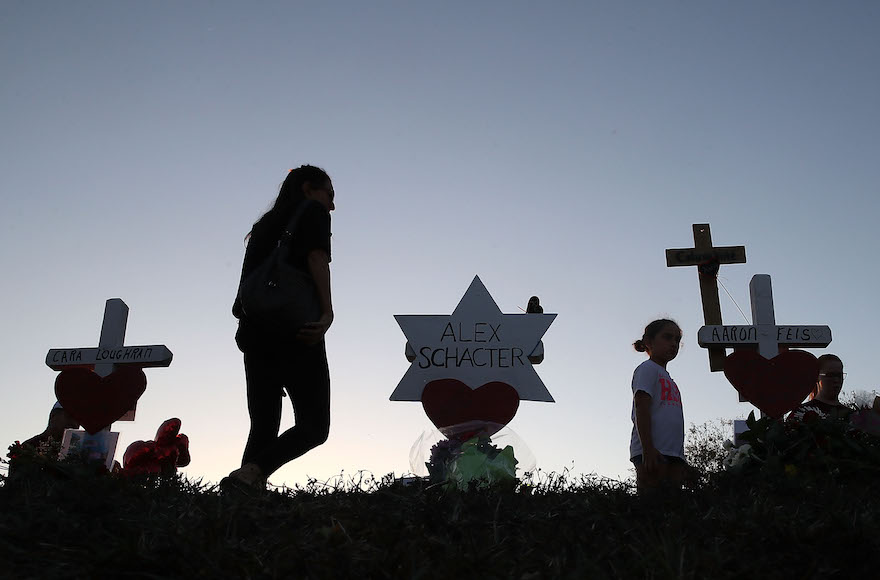 A zsidó iskolák támogatják a diákmozgalmat a floridai lövöldözés után