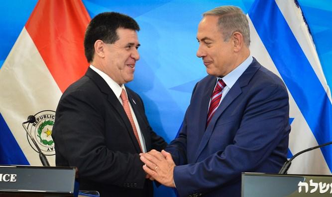 Paraguay és Honduras is átköltöztetné nagykövetségét Jeruzsálembe – Zsido.com