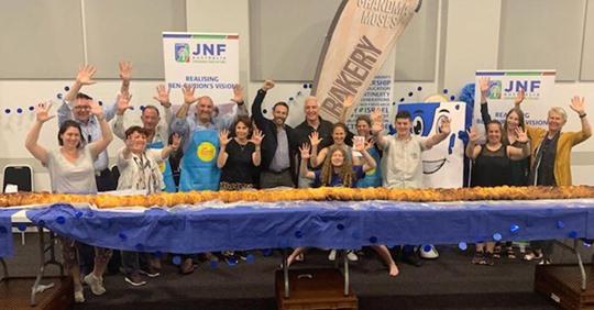 Guiness rekordot döntött az ausztráliai bárhesz