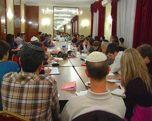 Judaizmus gyorstalpaló nyári szemeszter- DIÁKOKNAK INGYENESEN