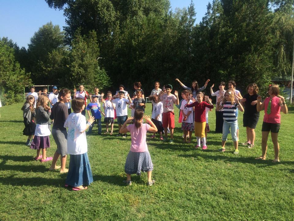 Idén nyáron is Alef Kids tábor Badacsonytomajban