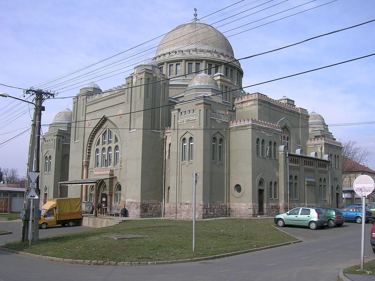 Együttélés Háza lesz a gyöngyösi zsinagóga