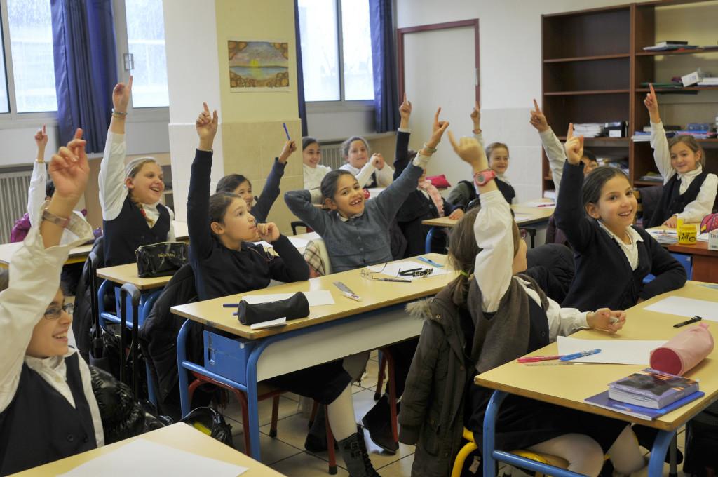 Zsidó iskolák a lista élén Franciaországban