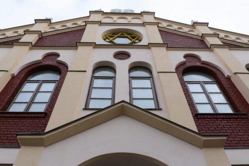 Átadták a Pásti utcai felújított zsinagógát Debrecenben