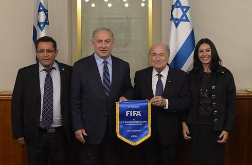 A FIFA ellenáll a palesztin nyomásnak