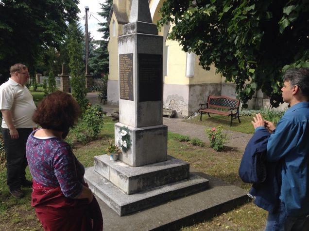 Groszmann Lili nap: séta az áldozatok emlékére